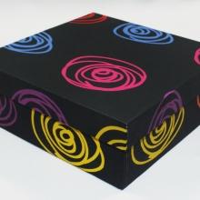 Stülpdeckel Box 13 x 13 x 5cm für kleinere Servietten
