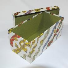 Schachteln mit dem Innenmaß 18,5 x 8,8 x 8,3 cm